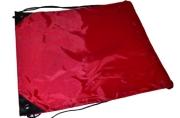 Мешок для обуви 1 отделение ArtSpace, 340*410мм, красный