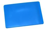 Обложка-карман для проездных документов и карт ДПС, 65*98мм, ПВХ, прозрачно-цветной, ассорти