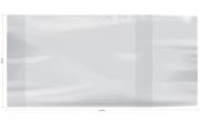 Обложка 280*550 д/учеб. мл. кл. /изд-ва Титул/англ. яз. Биболетовой/раб. тетр., унив. ПЭ 60мкм