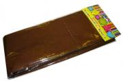 Бумага коричневая крепированная 28591/10 плотностью 22 г/м2 (в упаковке 1 лист, размером 500x2500мм)