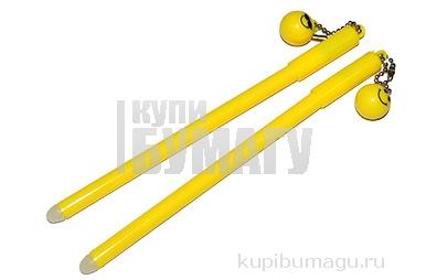 Ручка гелевая-прикол, «Смайл», подвеска, МИКС