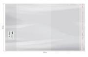 Обложка 215*360 для дневников и тетрадей, универсальная, Greenwich Line, с липким слоем, ПП 80мкм