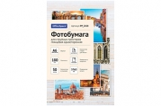 Фотобумага A6 (100*150) для стр. принтеров OfficeSpace, 180г/м2 (50л) гл. одн.