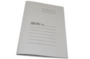 Скоросшиватель картон белый мелованный 450г ЭВРИКА СК-45/97-М