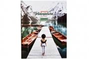 "Дневник 5-11 кл. 48л. ArtSpace ""Путешествия. New adventures"", ВД-лак"