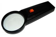 Лупа 1029 d-65мм, 6-ти крат. увел, с подсветкой (батарейка не входит) J. Otten /20 /0 /200 /0
