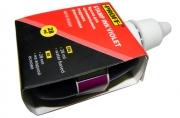 """Краска """"Proff"""" для штемпельных подушек (28 мл) фиолетовая, в картонной коробке"""