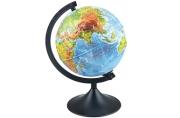 Глобус физический 210мм Классик рельеф GLOBEN КО22100011