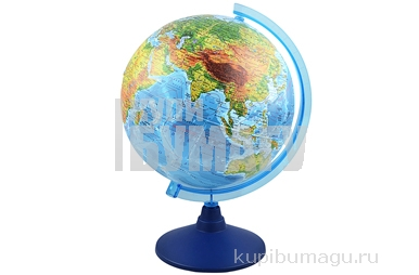 Глобус физический 250мм Классик Евро GLOBEN ке012500186