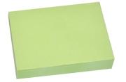 Блок с липким краем, 100 листов, 38 х 51 мм, Lamark, пастель зелёная