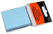 Блок с липким краем, 100 листов, 38 х 51 мм, Lamark, пастель голубая