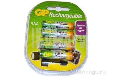 Аккумулятор GP R03 (950mah)