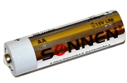 Батарейки SONNEN, AA (LR6),, АЛКАЛИН, 1. 5В, 451086