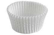 Тарталетка, белая, 3, 5 х 2 см