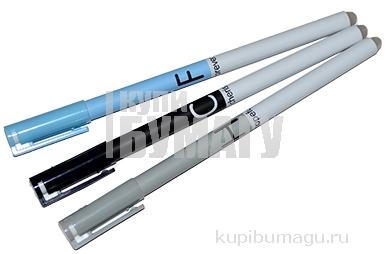 Ручка гелевая ПИШИ-СТИРАЙ стержень 0,5 мм синий, корпус МИКС Буквы  4528411