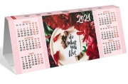 """2021 Календарь-домик настольный фигурн/высечка¶210*290 2021 """"Ассорти"""" HATBER КД6"""