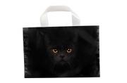 Пакет полиэтиленовый с петлевой ручкой «Черная кошка», 26 ? 17 см 3795685 4593681