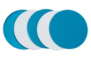 Пластина для магнитных держателей, диаметр 3. 5 см, самоклеящаяся 4708040