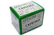 Скрепки ATTACHE 401 Бабочка 12шт/уп