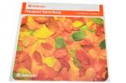 Коврик для мыши DEFENDER Sticker, полипропилен+защитная пленка, 220x180x0,4 мм, 8 видов, 50405