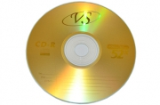 Диски CD-R VS 700Mb 52х 50шт Bulk