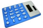 Калькулятор 14558 Силиконовый, 8-разр., 13х8 см, цв. асс J. Otten /1 /0 /200~~