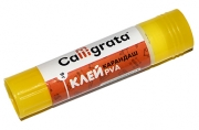 Клей-карандаш Calligrata, 9 г