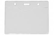 Бейдж-карман горизонтальный (внешний 98 х 70 мм),  (внутренний 93 х 53 мм), 20 мкр