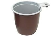 Чашка кор-бел. 0, 2л ЛАЙМА Бюджет  (50шт), ПП, 600940