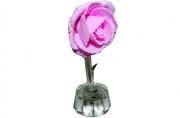 """Сувенир из акрила 319 """"Роза"""", 11, 5 см, светящийся /1 /0 /288"""