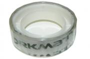 Лента клейкая, прозрачная, 12 мм х 6