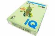 Бумага цветная IQ COLOR (А4, 80г, MG28-зеленый, Австрия) ~~