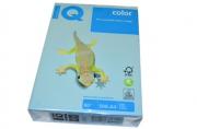 Бумага цветная IQ COLOR (А4, 80г, OBL70-голубой лед, Австрия) ~~
