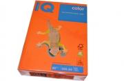 """Бумага цветная д/офисной техники 80г/м2 А4 """"IQ Intensive"""" (оранжевый) OR43~~"""