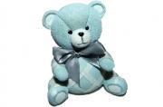 "Копилка-полистоун YLT1311Р-4 ""Голубой мишка"", 9, 5*8*6 см, асс /1 /0 /72"