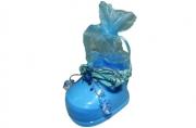 """Шкатулка-мешочек MD010-8А """"Детский башмачок"""", 7*5, 5 см, пластик /12 /0 /600"""