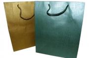 Пакет подар. бумага 984-3 Металлик, 32*26*10 см, цв. асс /12 /0 /360