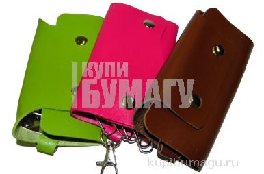 Ключница 6652 к/зам, 10х6 см, ассорти /12 /0 /1200