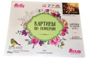 """Картины по номерам 40*50 """"Вечерний букет"""" 8+ MOLLY GX8937"""