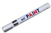 Маркер - краска, лаковый, 2. 5 мм, серебристый