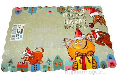 Мини-открытки С НОВЫМ ГОДОМ !!! Арт - 713