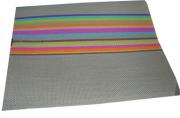 Салфетка на стол 3354 пластиковая, 30*45 см, асс /0 /0 /300