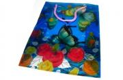 "Пакет подар. пластик 7112-4 ""Летний"", 26*33*8, 5, 125мкм, 4асс J. Otten /12 /0 /720 /0"