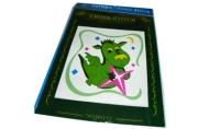 """Игра """"Рукоделие"""" 1226 Набор для вышивания, 20х28 см, асс /12 /0 /600 /0"""