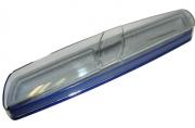 "Футляр ""Гоа"", д/подар. ручки SBOX119-1, пластик, прозр. крышка, черный /1 /50 /200 /0"