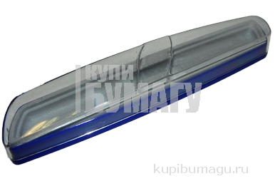 "Футляр ""Гоа"", д/подар. ручки SBOX119-4, пластик, прозр. крышка, фиолетовый /1 /50¶/200"