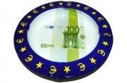 Пепельница металическая 100 евро