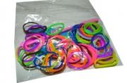 Набор Плетение из резинок РJ01 цветной микс+станок, 100 шт /200 /0 /2000 /0