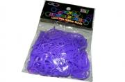 Набор Плетение из резинок РJ07 одноцветные+крючок, 200 шт /100 /0 /1800 /0