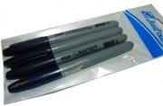 """Маркер перман. 9500 синий """"Элемент"""", цена за 4шт в ОПП, 4мм, ЭКО /1 /0 /432 /0"""